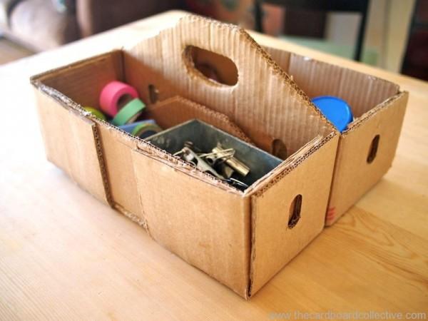 """Cute Cardboard Crafts Got The """"cardboard Box Crafts"""