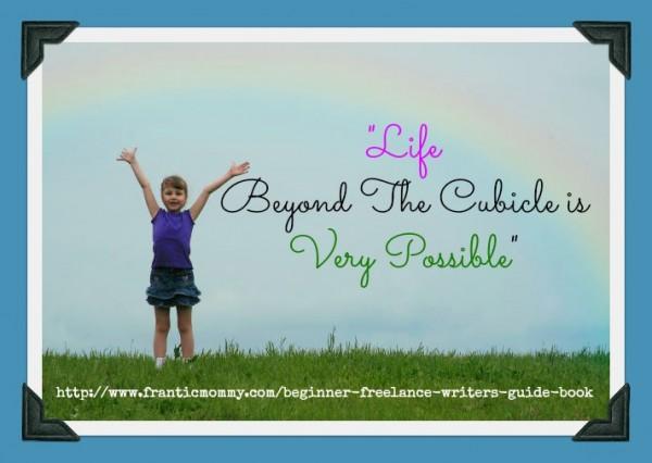 life beyond cubicle